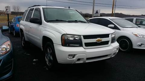 2008 Chevrolet TrailBlazer for sale in West Union, OH