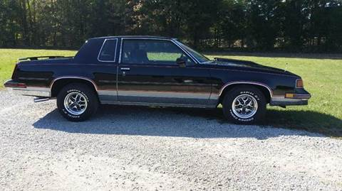 1987 Oldsmobile Cutlass Supreme for sale in West Union, OH