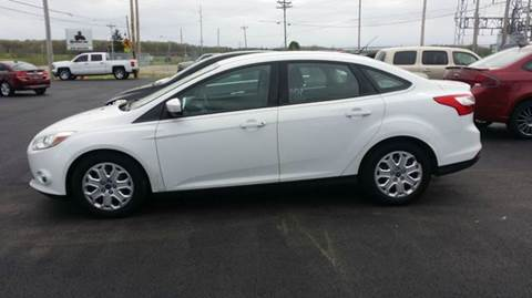 2012 Ford Focus for sale in West Union, OH