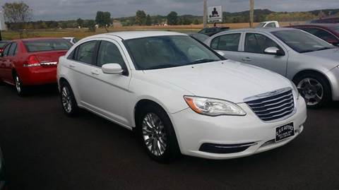 2012 Chrysler 200 for sale in West Union, OH