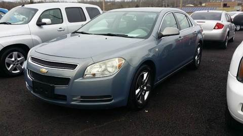 2008 Chevrolet Malibu for sale in West Union, OH