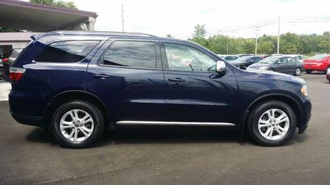 2012 Dodge Durango for sale in West Union, OH