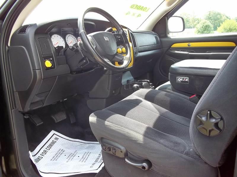2005 Dodge Ram Pickup 1500 2dr Regular Cab SLT 4WD SB - Harrodsburg KY