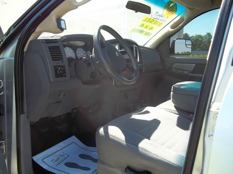 2008 Dodge Ram Pickup 2500 SLT 4dr Quad Cab 4WD SB - Harrodsburg KY