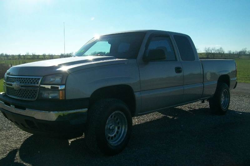 2007 chevrolet silverado 1500 classic ls 4dr extended cab 4wd 6 5 ft sb in harrodsburg ky. Black Bedroom Furniture Sets. Home Design Ideas