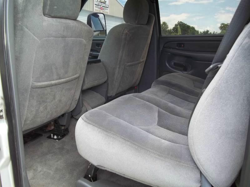 2007 GMC Sierra 2500HD Classic SLE2 4dr Crew Cab 4WD SB - Harrodsburg KY