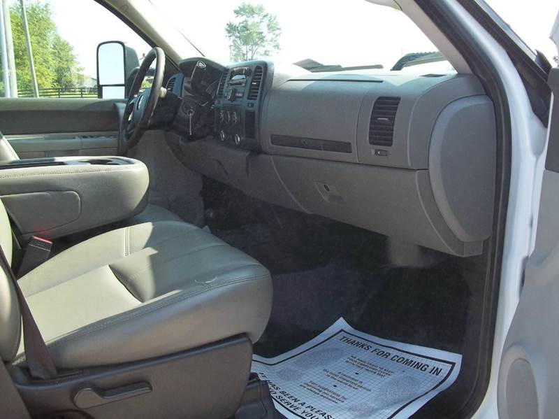 2009 Chevrolet Silverado 2500HD 4x4 Work Truck 4dr Extended Cab SB - Harrodsburg KY
