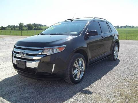 2012 Ford Edge for sale in Harrodsburg, KY