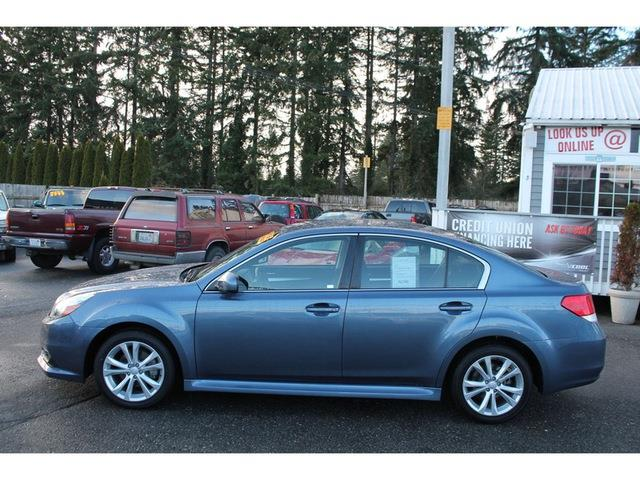2013 Subaru Legacy AWD 2.5i Premium 4dr Sedan - Marysville WA