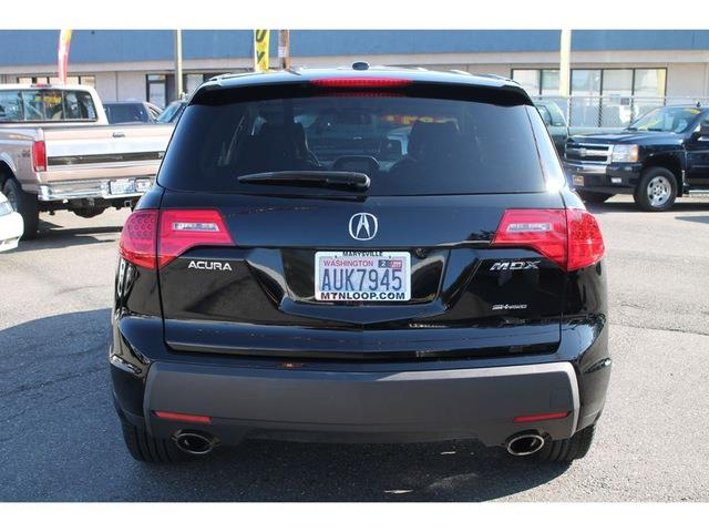 2007 Acura MDX SH-AWD 4dr SUV w/Technology and Entertainment Package - Marysville WA