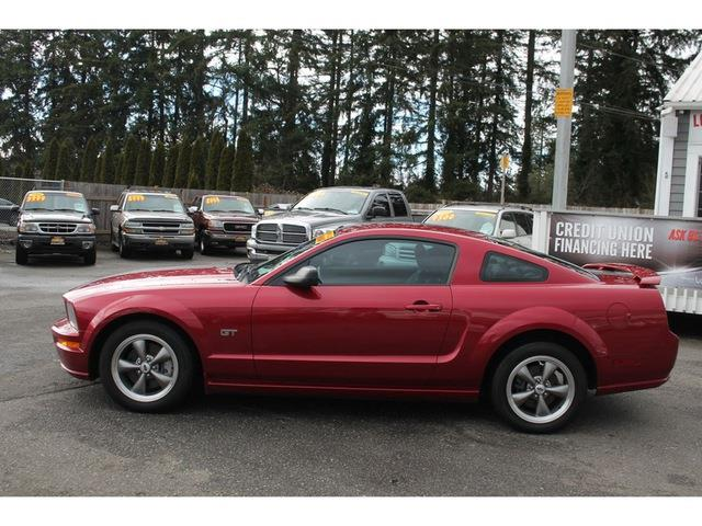2005 Ford Mustang GT Premium 2dr Coupe - Marysville WA