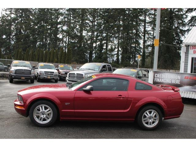 2007 Ford Mustang GT Premium 2dr Coupe - Marysville WA