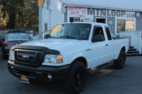 Used Ford 4x4 Trucks For Sale >> 2011 Ford Ranger For Sale In Marysville Wa