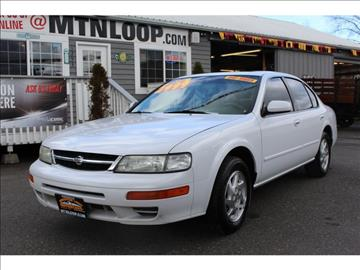 1998 Nissan Maxima for sale in Marysville, WA