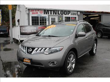 2010 Nissan Murano for sale in Marysville, WA