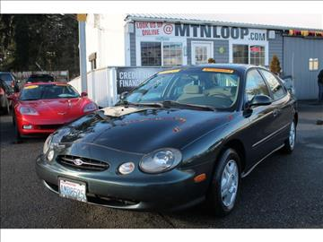 1999 Ford Taurus for sale in Marysville, WA