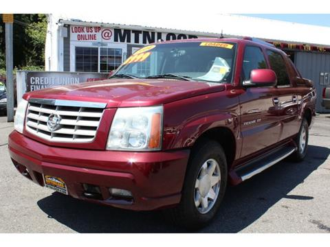 2004 Cadillac Escalade EXT for sale in Marysville, WA