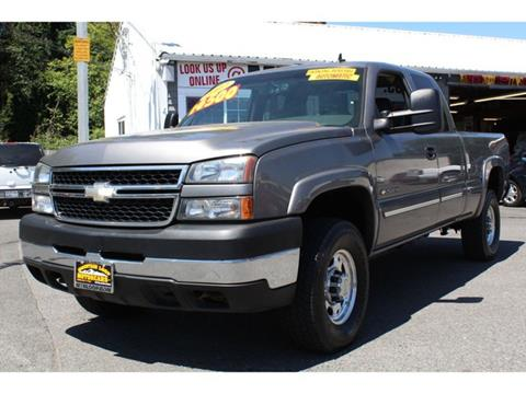2007 Chevrolet Silverado 2500HD Classic for sale in Marysville, WA