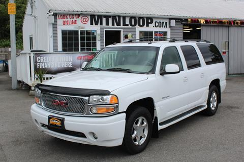 2004 GMC Yukon XL for sale in Marysville, WA