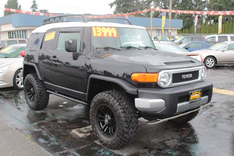 Used Toyota Fj Cruiser >> Used Toyota Fj Cruiser For Sale In Seneca Sc Carsforsale Com