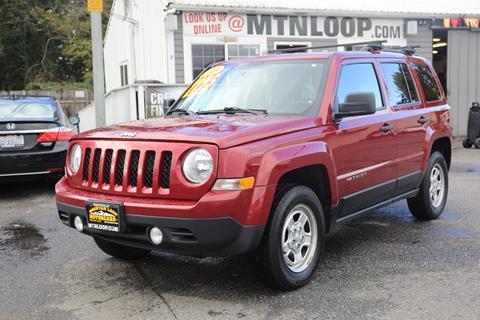 2013 Jeep Patriot for sale in Marysville, WA
