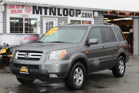 2007 Honda Pilot for sale in Marysville, WA