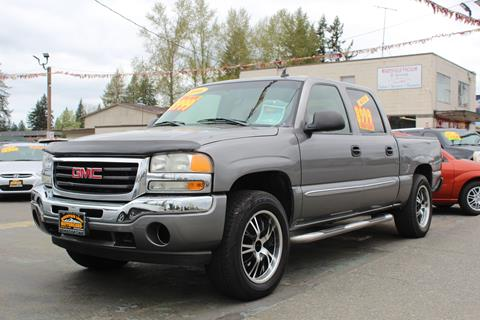 2006 GMC Sierra 1500 for sale in Marysville, WA