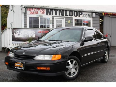 1994 Honda Accord for sale in Marysville, WA