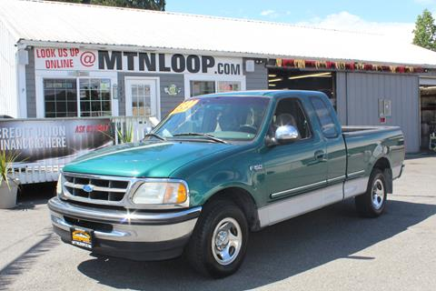 1997 Ford F-150 for sale in Marysville, WA