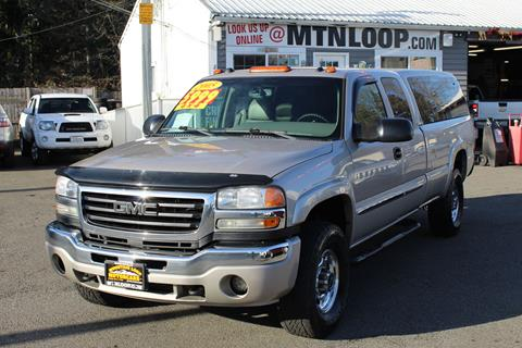 2005 GMC Sierra 2500HD for sale in Marysville, WA