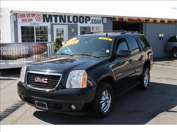 2007 GMC Yukon for sale in Marysville, WA