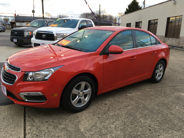 2015 Chevrolet Cruze 1LT Auto 4dr Sedan w/1SD - Logan OH