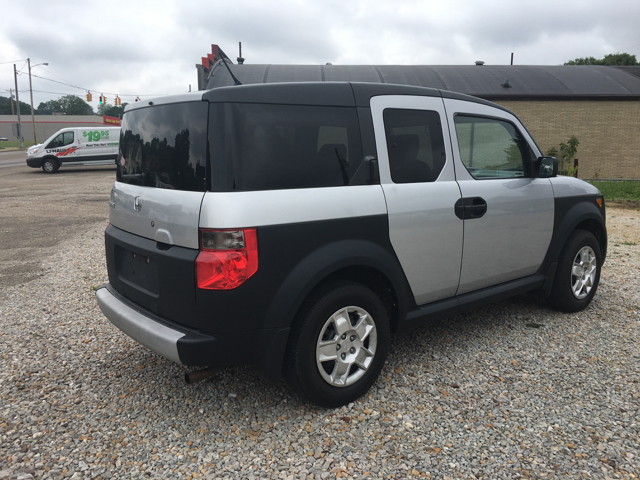 2008 Honda Element AWD LX 4dr SUV 5A - Logan OH