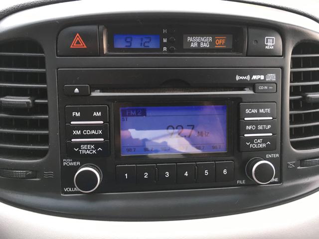 2011 Hyundai Accent GLS 4dr Sedan - Logan OH