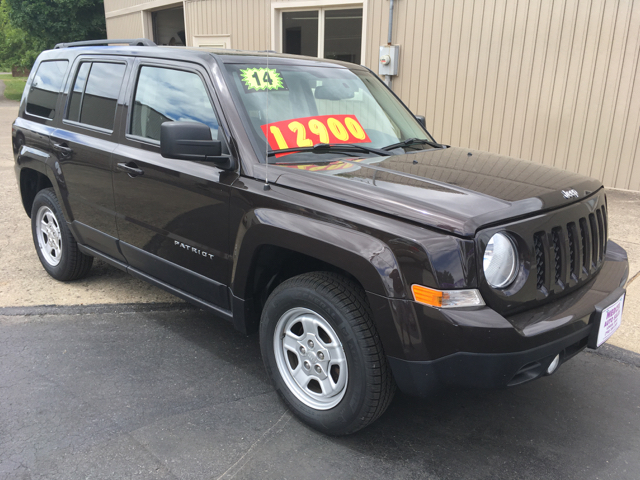 2014 Jeep Patriot North Edition - Logan OH