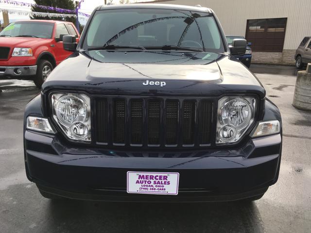 2012 Jeep Liberty 4x4 Sport 4dr SUV - Logan OH