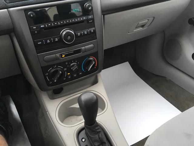 2009 Chevrolet Cobalt LS 4dr Sedan w/ 1LS - Logan OH