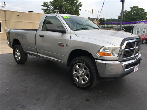 2011 RAM Ram Pickup 2500 for sale in Logan, OH