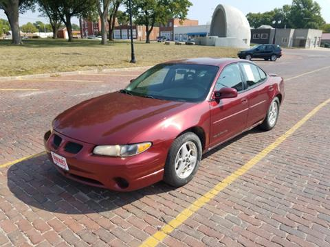 2003 Pontiac Grand Prix for sale in Tecumseh, NE