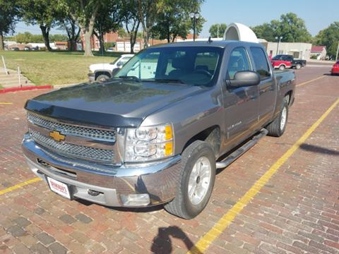 2013 Chevrolet Silverado 1500 for sale in Tecumseh, NE