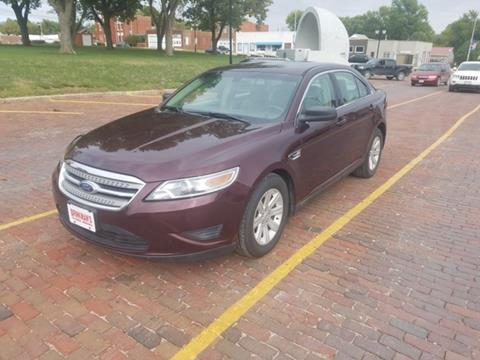 2011 Ford Taurus for sale in Tecumseh, NE