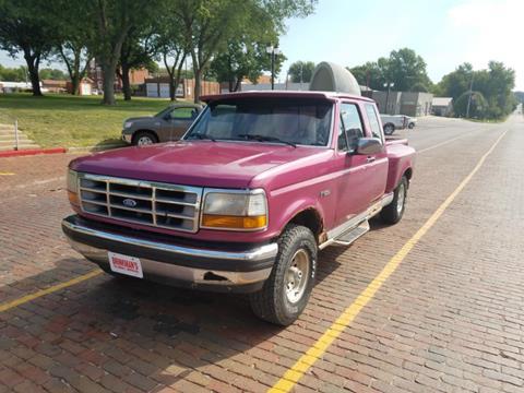 1992 Ford F-150 for sale in Tecumseh, NE