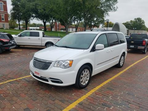 2015 Chrysler Town and Country for sale in Tecumseh, NE