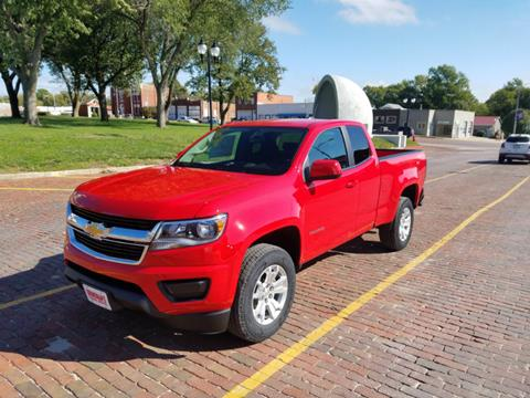 2018 Chevrolet Colorado for sale in Tecumseh, NE