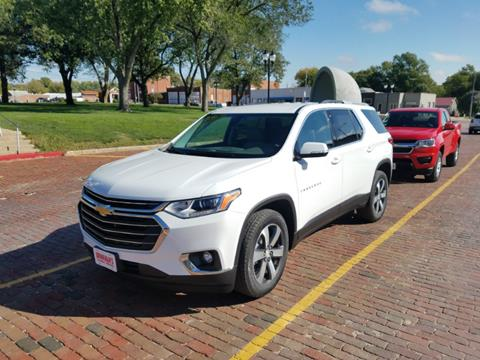 2018 Chevrolet Traverse for sale in Tecumseh, NE