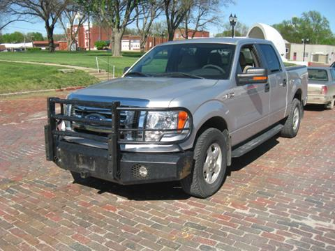 2010 Ford F-150 for sale in Tecumseh, NE