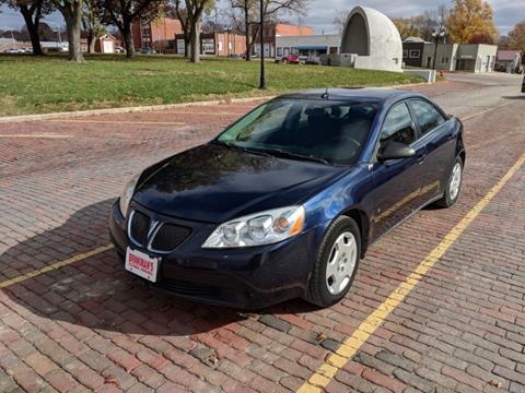 2008 Pontiac G6 for sale in Tecumseh, NE