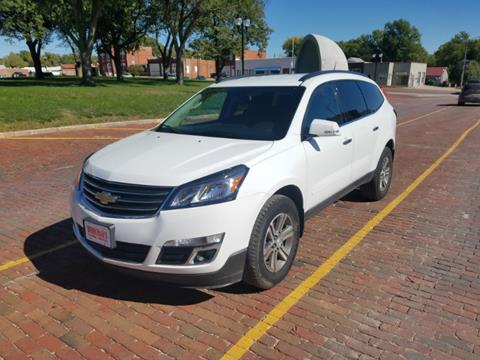 2017 Chevrolet Traverse for sale in Tecumseh, NE