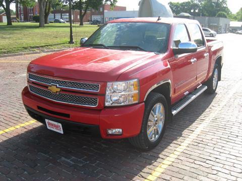 2012 Chevrolet Silverado 1500 for sale in Tecumseh NE