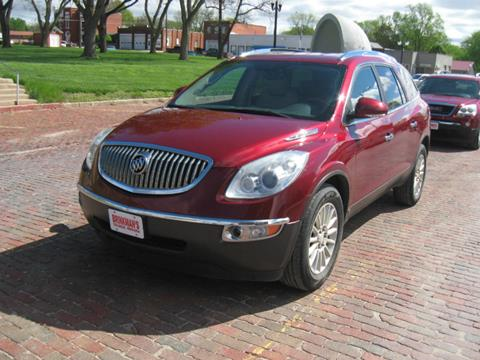 2008 Buick Enclave for sale in Tecumseh, NE